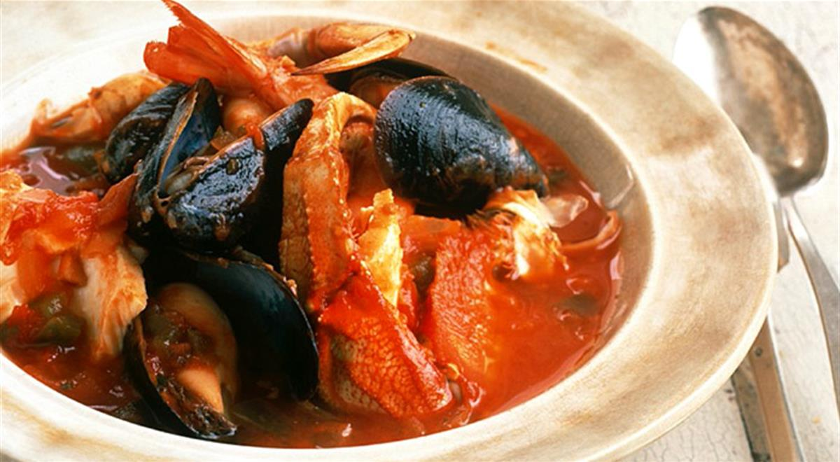 Zuppa Di Pesce Trattoria De Toni